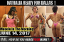 NATHALIA READY FOR DALLAS!- Muscle In The Morning June 14, 2017