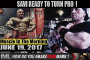 SAVI READY TO TURN PRO!- Muscle In The Morning June 19, 2017