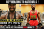 ROY HEADING TO NATIONALS!- Muscle In The Morning June 21, 2017