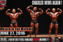 CHARLES WINS AGAIN!- Muscle In The Morning June 27, 2016