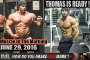 THOMAS IS READY!- Muscle In The Morning June 29, 2016