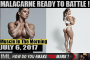 MALACARNE READY TO BATTLE!- Muscle In The Morning July 6, 2017