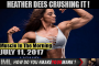 DEES CRUSHING IT ! - Muscle In The Morning July 11, 2017