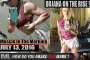 BOJANA ON THE RISE - Muscle In The Morning July 13, 2016