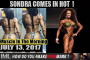 SONDRA COMES IN HOT ! - Muscle In The Morning July 13, 2017