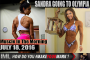 SANDRA GOING TO OLYMPIA - Muscle In The Morning July 18, 2016
