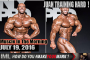 JUAN TRAINING HARD! - Muscle In The Morning July 19, 2016