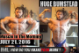 HUGE BUMSTEAD! - Muscle In The Morning July 21, 2016