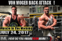 VON MOGER BACK ATTACK ! - Muscle In The Morning July 24, 2017