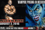 VAMPIRE POSING IN MEXICO! - Muscle In The Morning August 3, 2016