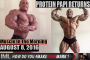 PROTEIN PAPI IS BACK! - Muscle In The Morning August 8, 2016