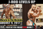 J-ROD LEVELS UP  - Muscle In The Morning August 9, 2017