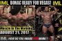 BONAC READY FOR VEGAS! - Muscle In The Morning August 21, 2017