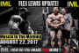 FLEX LEWIS UPDATE! - Muscle In The Morning August 22, 2017