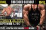 SHREDDED BUENDIA! - Muscle In The Morning September 4, 2017