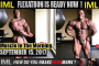 FLEXATRON READY NOW! - Muscle In The Morning September 15, 2017