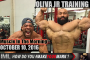 OLIVA JR TRAINING ! - Muscle In The Morning October 10, 2016