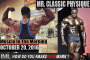 MR. CLASSIC PHYSIQUE! - Muscle In The Morning October 20, 2016