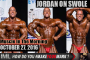 JORDAN ON SWOLE! - Muscle In The Morning October 27, 2016