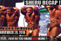 SHERU RECAP! - Muscle In The Morning November 28, 2016