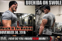 BUENDIA ON SWOLE! - Muscle In The Morning November 30, 2016