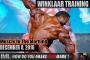 WINKLAAR TRAINING! - Muscle In The Morning December 8, 2016