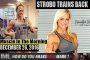 STROBO TRAINING BACK! - Muscle In The Morning December 26, 2016