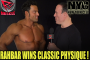 Arash Rahbar Wins Pro Classic Physique At The 2016 NY PRO!