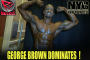 George Brown Wins Pro Men's Physique At The 2016 NY PRO!