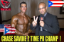 Chase Savoie Wins Pro Mens Physique 2nd Year In A Row!