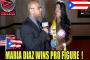 Maria Diaz Wins Pro Figure At he 2016 Puerto Rico Pro!