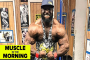 BEST AKIM WILLIAMS EVER? Muscle in the Morning (2/6/19)