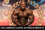 Full 2017 Arnold Classic Australia Results (Powered by Quest Nutrition)