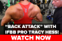 Back Attack with IFBB Pro April Long:  Tracy Hess Exercise Tip of the Week