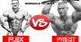 FLEX LEWIS VS. LEE PRIEST! Versus