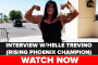 Helle Trevino Interview: 2017 Rising Phoenix Champion!