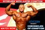 Interview with Justin Compton | Chonicles of Compton (Powered by Evogen Nutrition)