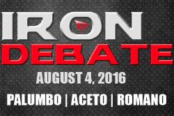 Iron Debate 6 Weeks Before Olympia - WATCH NOW!