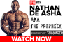 Nathan De Asha: UK's Brightest Olympia Hope on Live With (Powered by Yamamoto Nutrition)