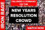 New Years Resolution Gym Crowd : Iron Rage w/Dave Palumbo & John Romano