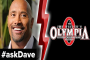 THE ROCK vs. THE OLYMPIA? #askDave