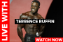 Live With Terrence Ruffin