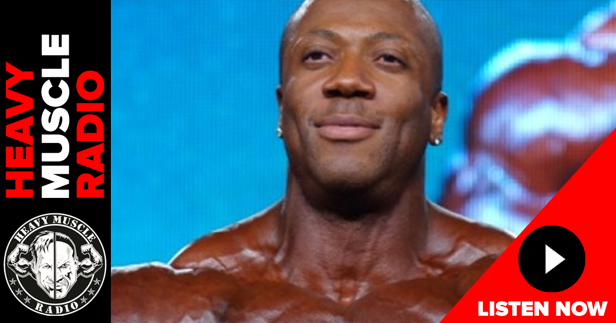 shawn rhoden withdraws arnold classic 2018