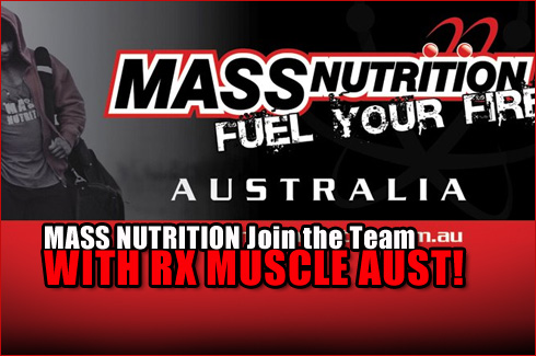 Mass Nutrition Join Rx Muscle Aust