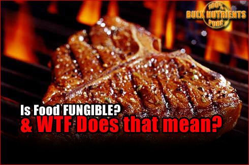 Is food fungible