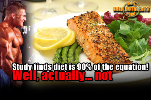 diet is 90 percent article