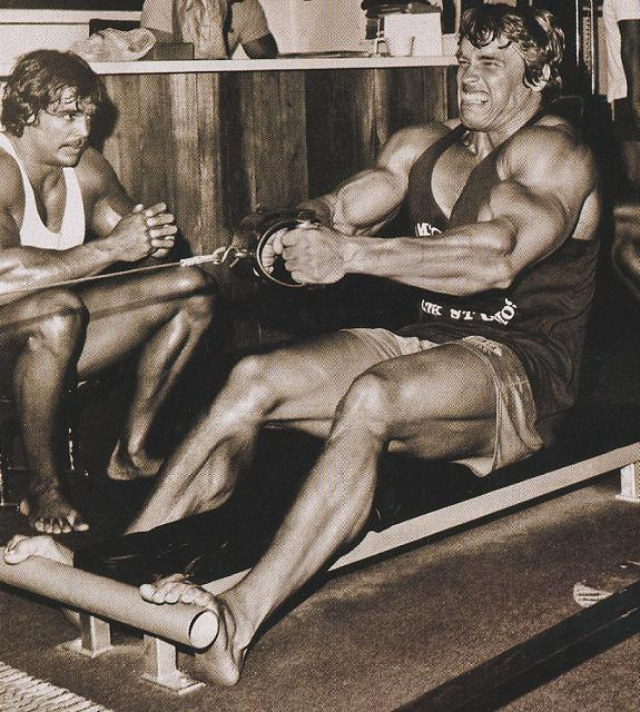 ARNOLD-ROWING