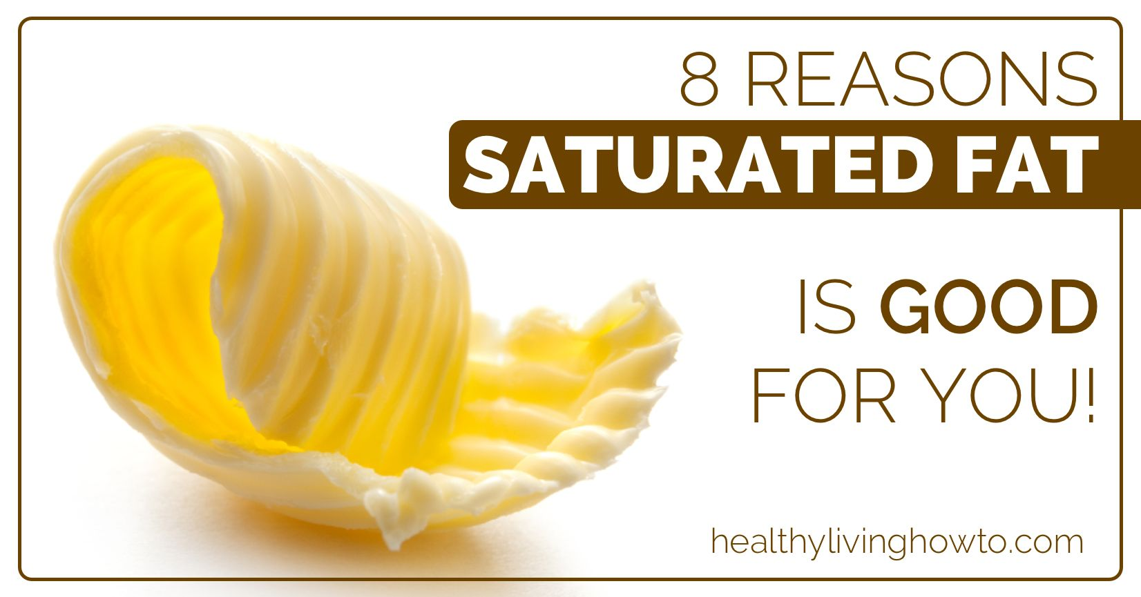 8-Reasons-Saturated-Fat-Is-Good-For-You-healthylivinghowto.com-2