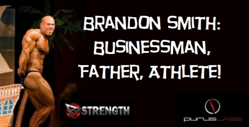 Brandon Smith: Businessman, Father, Athlete!