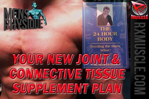 Daily Supplement Routine for Joint and Connective Tissue Health
